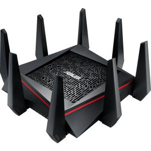 Asus RT-AC5300 Wireless-AC5300 Tri-Band Gigabit Router by ASUS