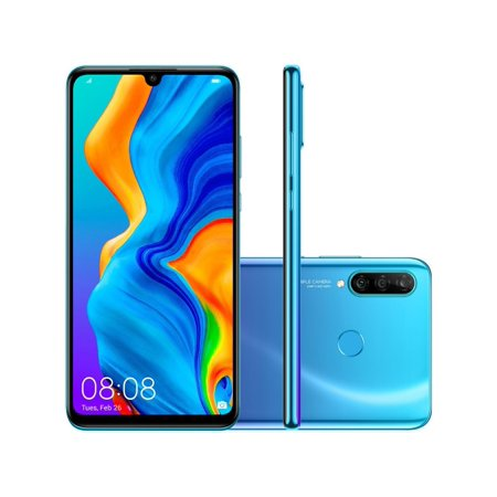 New Huawei P30 Lite (MAR-LX3A) - Dual Sim 128GB Storage, GSM ...