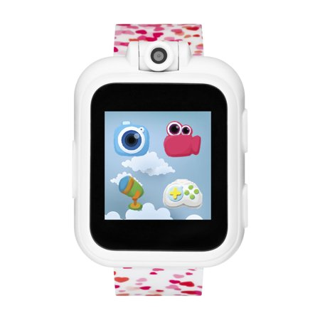 iTech Jr. Kids Smartwatch for Girls - Pink Hearts