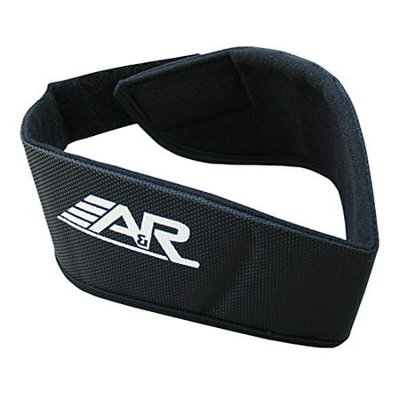 A&R Sports Hockey Neck Guard, Senior Senior Hockey Girdle