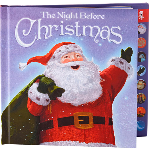 Hallmark Book The Night Bef Cmas P&p - Walmart.com