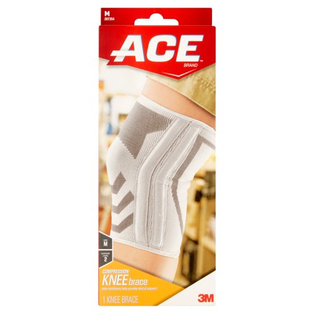 Upc 051131198197 Ace Knitted Knee Brace With Side