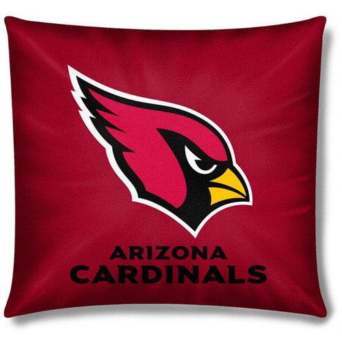 """NFL - Arizona Cardinals 18"""" Toss Pillow"""