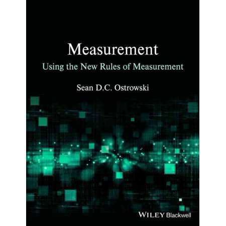 Measurement Using The New Rules Of Measurement  Paperback