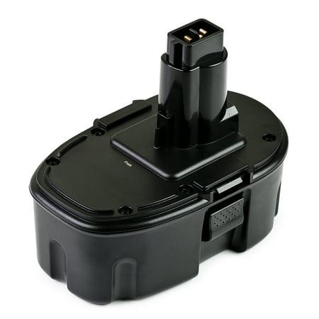 18v 1500mAh Ni-MH Battery for Dewalt DW9095 DW9096 DW9098 DC9096 DE9039 DE9095 DE9096 DE9098 (Dewalt 18v Xrp)