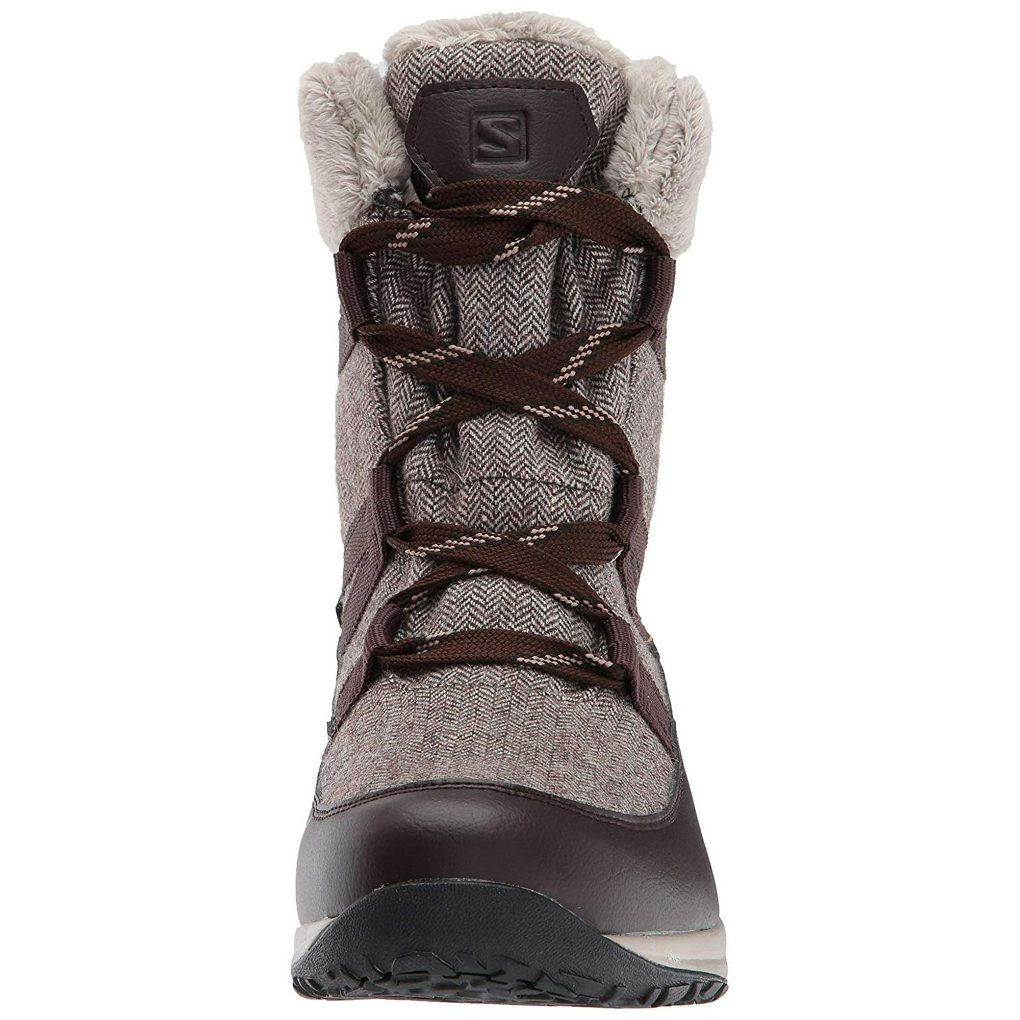 aef9e728655a Salomon Women s Heika LTR CS Waterproof Snow Boot
