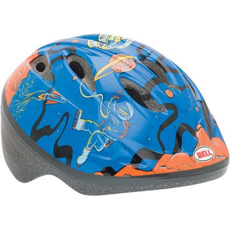 Bell Beamer Space Race Bike Helmet Toddler Walmart Com