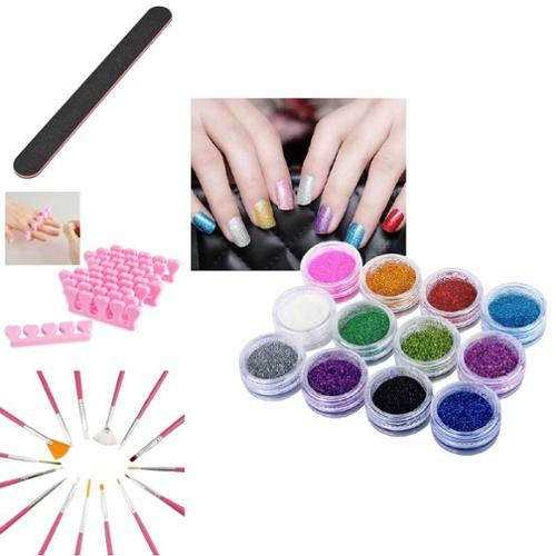 Zodaca 40pcs nail art design set dotting painting drawing polish zodaca 40pcs nail art design set dotting painting drawing polish brush pen file tools prinsesfo Gallery
