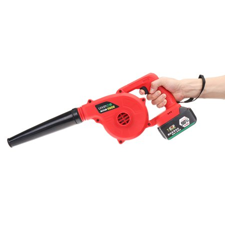 Image of 220V (EU Plug) Cordless Leaf Blower Dust Sweeper Vacuum Cleaner Dry Wet Vacuums Dust Catcher, with Dust Bag