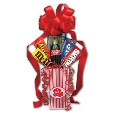 Gift Basket Drop Shipping Popcorn Pack Snack Gift Basket ()