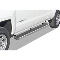 iBoard Running Board For Chevy/Gmc Silverado/Sierra Extended Cab 2 Full + 2 Suicide Doors