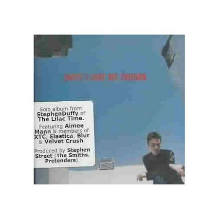 Personnel includes: Stephen Duffy (vocals, guitar, harmonica, organ, keyboards, bass, percussion); Aimee Mann (vocals); Kat Hencken (spoken vocals); Rick Koster, Louisa Fuller (violin); Ivan McCready (cello); The London Metropolitan Ensemble, Duke Quartet (strings); Andy Partridge (string synthesizer, bass, background vocals); Alex James (bass); Ric Menck, David Mattacks (drums).Producers include: Stephen