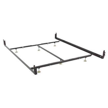 Hook-On Low Profile Rail with Center Support (King)