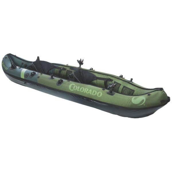 Sevylor Colorado Fish Hunt 2-Person Inflatable Kayak by COLEMAN