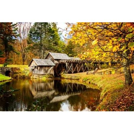 Mabry Mill I Poster Print by Alan Hausenflock, 10 x 14 - Small - image 1 de 1