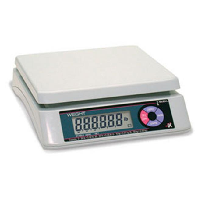 Rice Lake RiceLake iPC Portable Bench Scale, 6 lbs Capacity