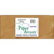 Envelope #10 Letter 10pc Brown Bag