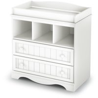 South Shore Savannah Changing Table with Drawers, Multiple Colors