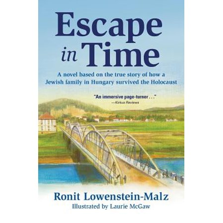 Escape in Time : A Novel Based on the True Story of How a Jewish Family in Hungary Survived the