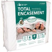 JT Eaton 80TWXLBOX Lock-Up Total Encasement Bed Bug Protection for Extra Large Twin Box Spring