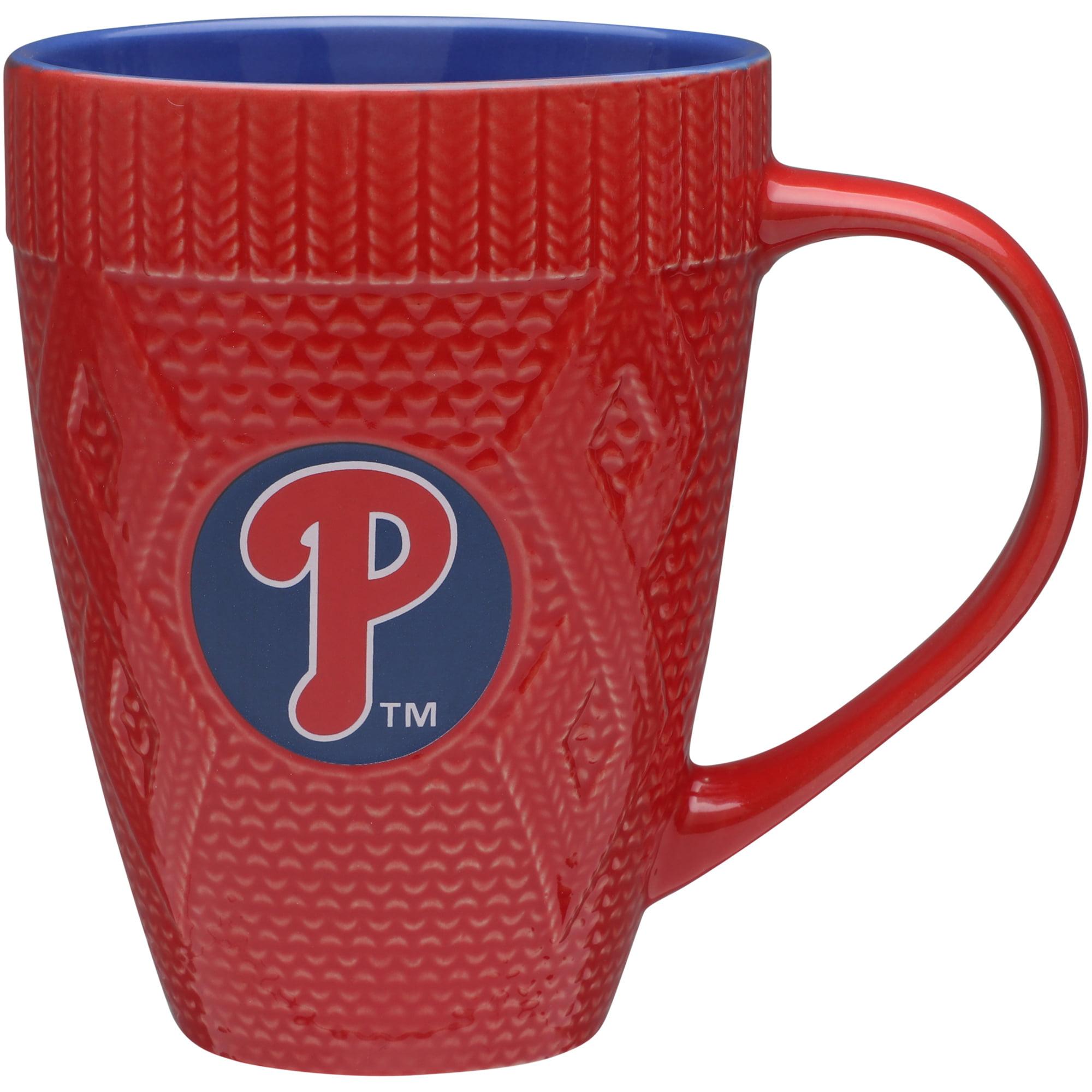 Philadelphia Phillies 16oz. Sweater Mug - No Size