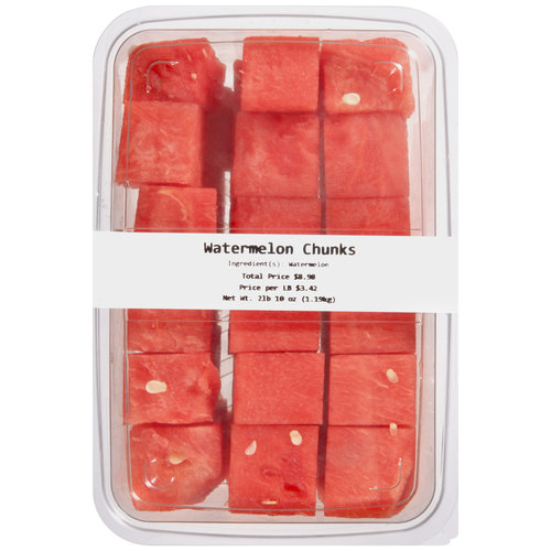 Watermelon Chunks, 42 oz