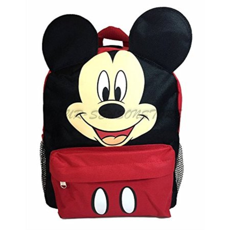 Mickey Mouse Ear 12 Mini Backpack for Kids Back to School Bag - Bags For Kids