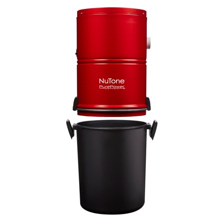 - NuTone PurePower PP500 500 Air Watt Garage Home Central Vacuum System Power Unit