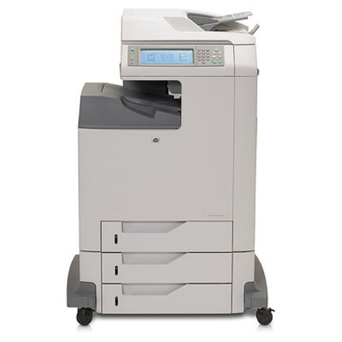 HP Refurbish Color LaserJet 4730X-MFP Multifunction Printer Copier Scanner (Q7518A) Seller Refurb by HP