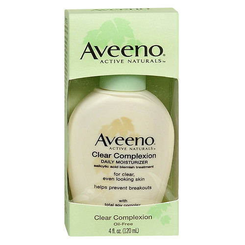 Aveeno Clear Complexion Daily Moisturizer - 4 Oz, 2 Pack