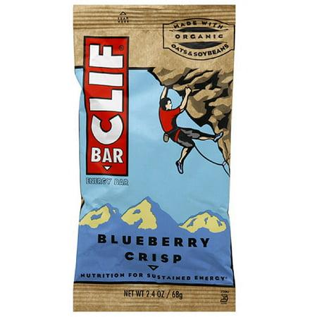 Blueberry clif bar