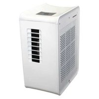 DAYTON 40JZ85 10000 Btu Portable Air Conditioner, 120V