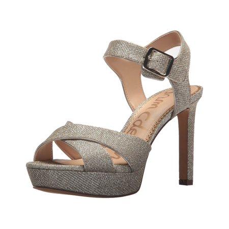 Sam Edelman Women's Jordan Heeled Sandal (Jordan Sandalias)