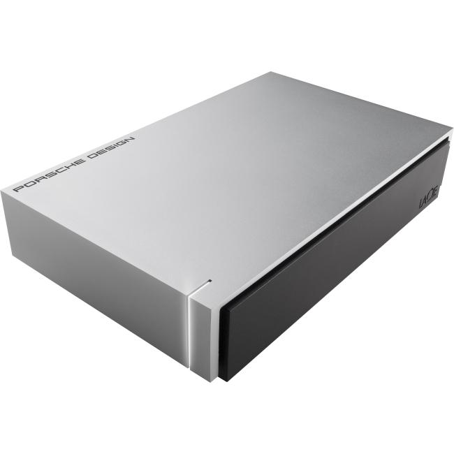 Seagate LaCie Porsche Design P9233 4 TB External Hard Drive - USB 3.0