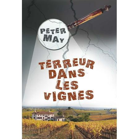Terreur dans les vignes - eBook