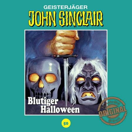 John Sinclair, Tonstudio Braun, Folge 50: Blutiger Halloween - Audiobook - Halloween Novel Audiobook