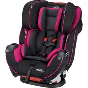 Evenflo Symphony DLX All-in-One Convertible Car Seat, Choose Your Color