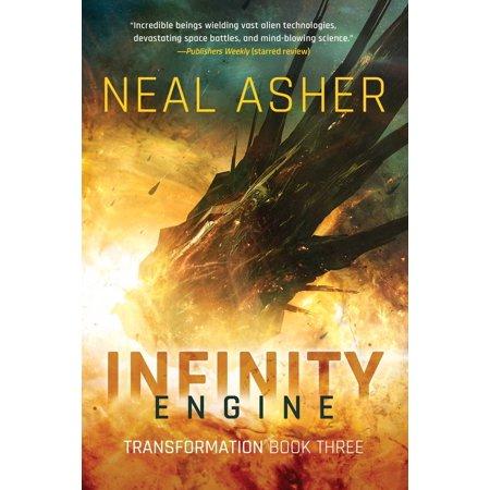Infinity Engine : Transformation Book Three (Infinity Engine)