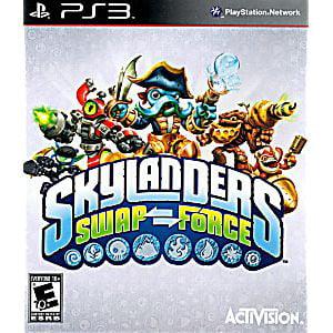 Skylanders Swap Force (PS3) GAME ONLY - Pre-Owned