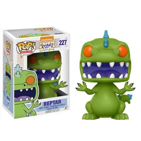 Nickelodeon Funko POP! TV Reptar Vinyl Figure [Green Regular - Pops Regular Show