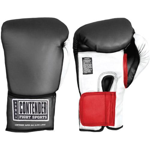Contender Fight Sports, Black Super Bag Glove