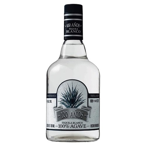 100 Anos Blanco Tequila, 750 mL