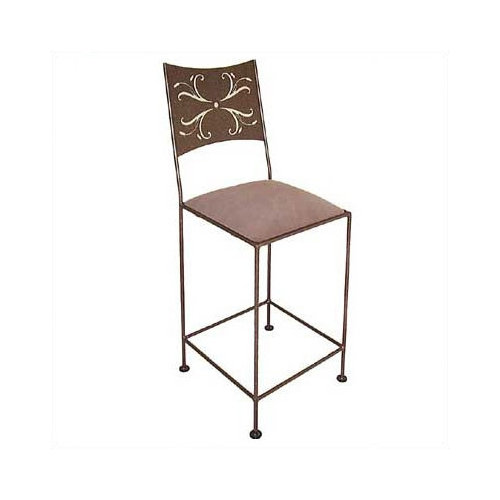 Grace Collection Wheat 24'' Bar Stool