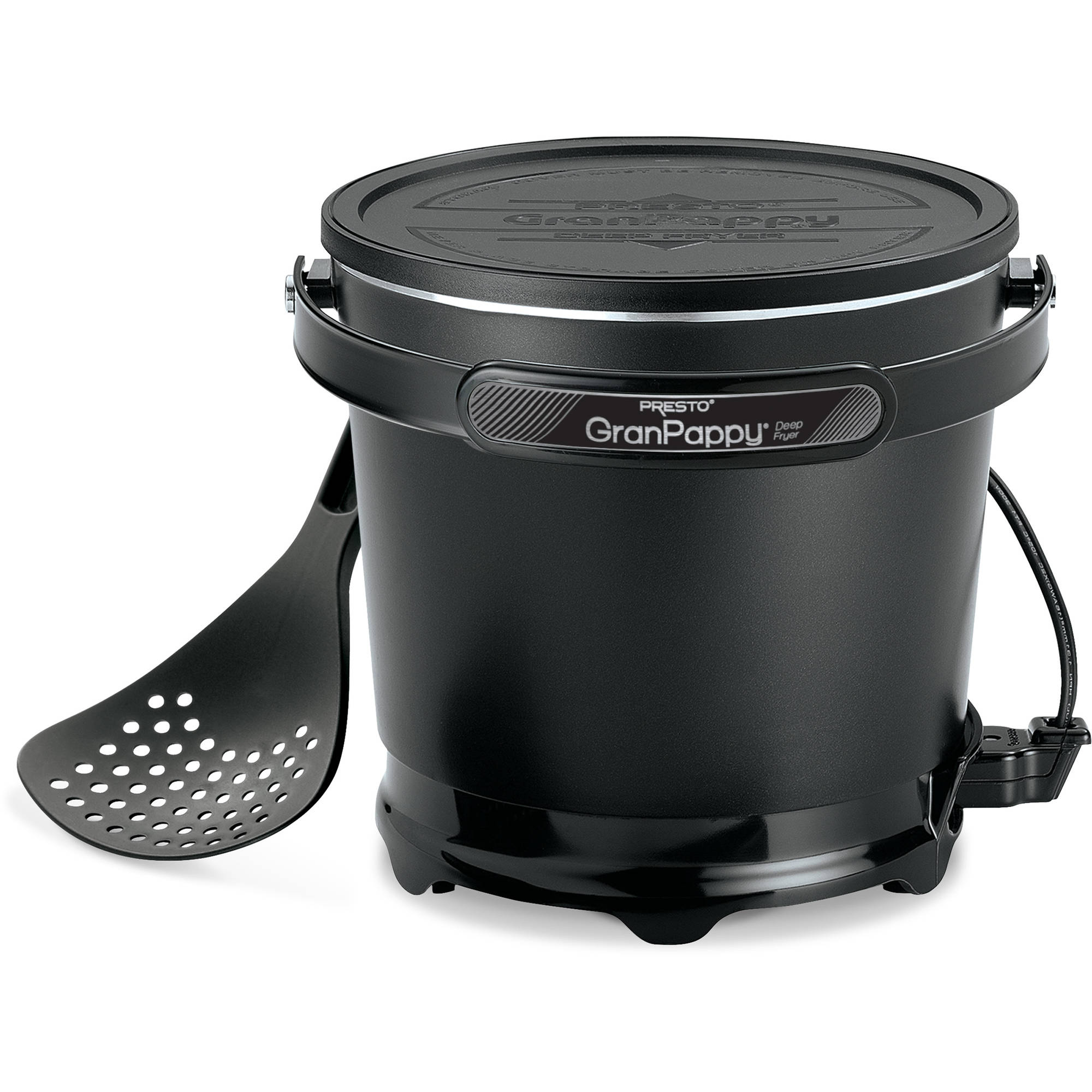 Presto GranPappy® electric deep fryer 05411