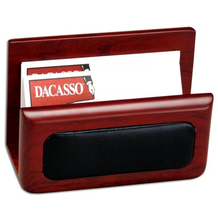 Rosewood & Leather BusIndia - INess Card Holder