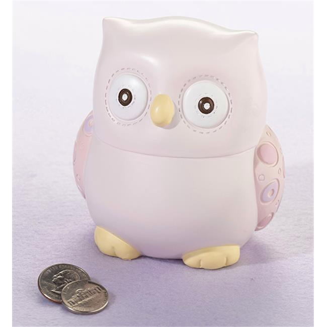 Lillian Owl Coin Bank