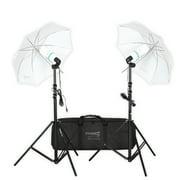 Square Perfect Professional Quality Premium Photo Studio Lighting Umbrella Stand Full Spectrum Lights