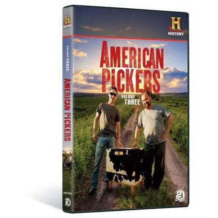 American Pickers  Volume Three