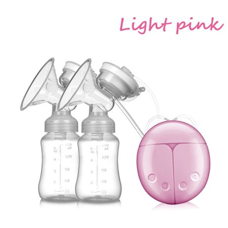 Baby USB Double Intelligent Electric Breast Nipple Suction Pump Breast