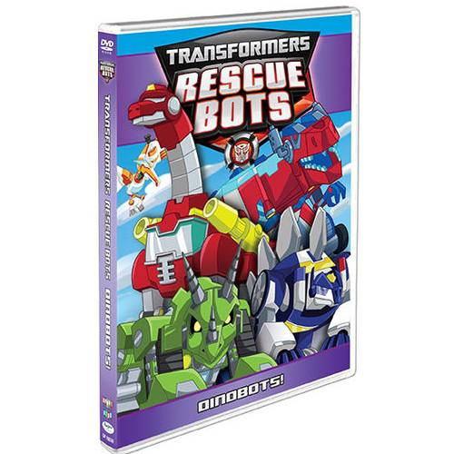 Transformers Rescue Bots: Dinobots (Widescreen)